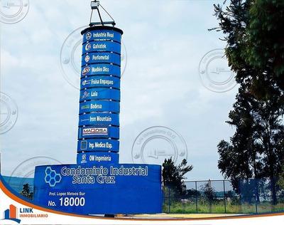 Excelente Terreno En Parque Industrial Lopez Mateos Sur Tlajomulco