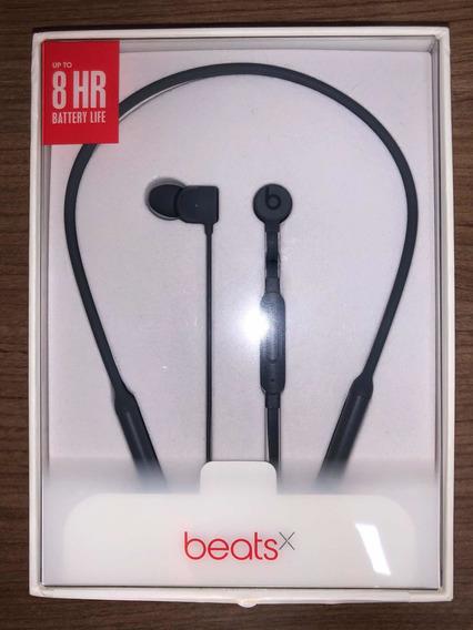 Fone De Ouvido Beatsx - Apple - Bluetooth - Cinza
