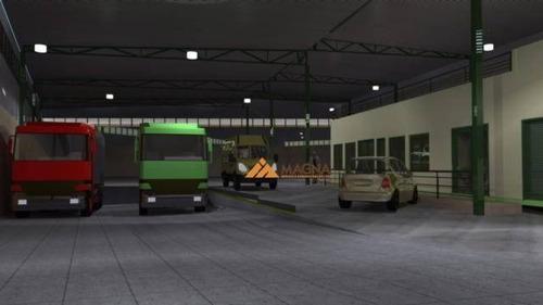 Galpão Para Alugar, 2000 M² Por R$ 21.000,00/mês - Jardim Aeroporto - Ribeirão Preto/sp - Ga0043
