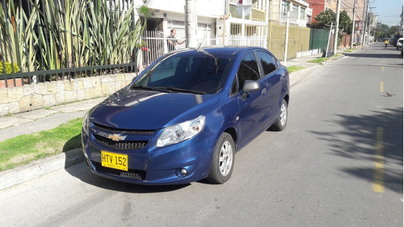 Chevrolet Sail Lt 2014 Doble Airbag