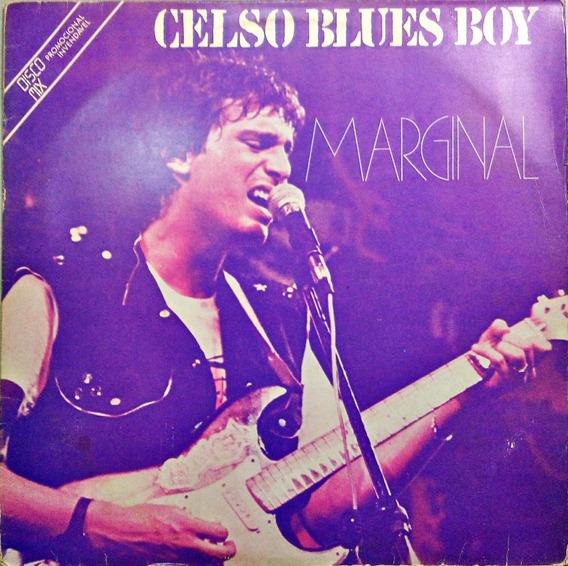 Celso Blues Boy Lp Single 1986 Marginal Part Cazuza 10646