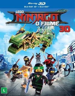 Lego Ninjago - O Filme - Blu-ray 3d