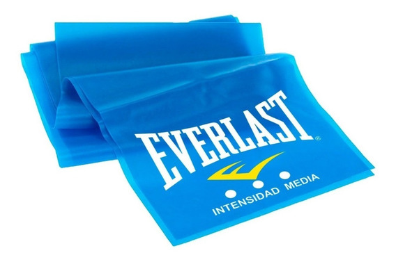 Banda Elástica 100% Latex Yoga Medium - Everlast Oficial