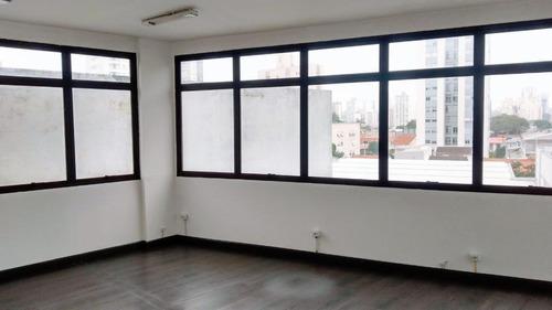 Cj0145 - Conjunto À Venda, 35 M² Por R$ 190.000 - Brooklin - São Paulo/sp - Cj0145