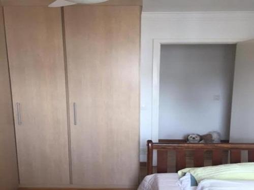 Apartamento Para Venda Em São Paulo, Cidade São Francisco, 2 Dormitórios, 1 Suíte, 4 Banheiros, 2 Vagas - 7644_2-499017