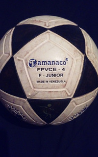 Pelota De Futbol Tamanaco Nº4