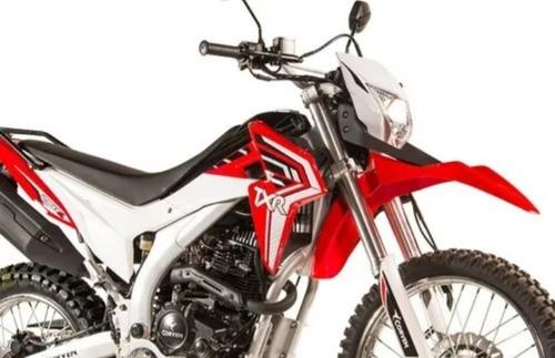 Imagen 1 de 15 de Corven Triax Txr 250 L ! Start Motos 32 Hay Stock