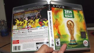 2014 Fifa World Cup Brazil Ps3 Usado, Impecable
