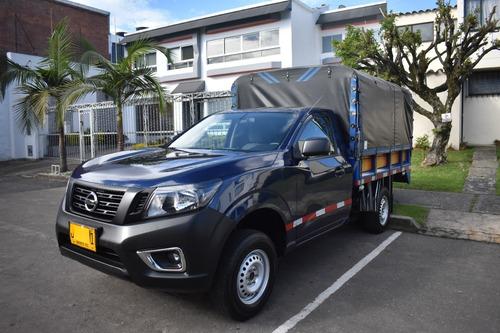 Nissan Frontier Estacas 2017