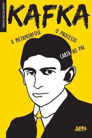 Kafka -obras Escolhidas- Metamorfose, Processo, Carta Ao Pai