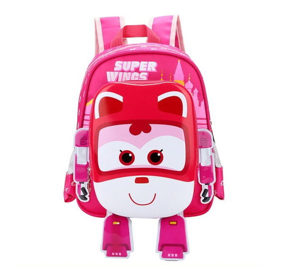 Mochila Super Wings 3d Jett Jerome
