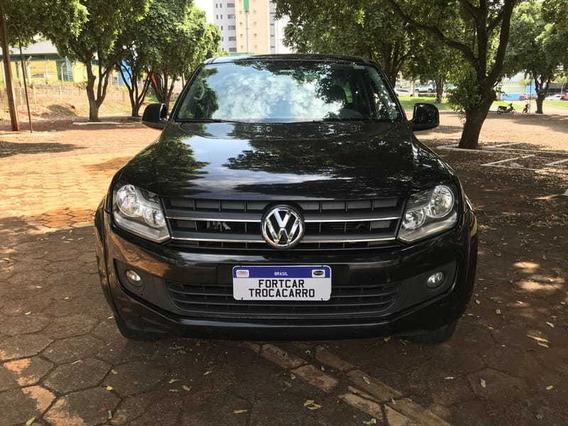 Volkswagen Amarok Trendline Cd 2.0 Tdi 4x4 Dies Aut