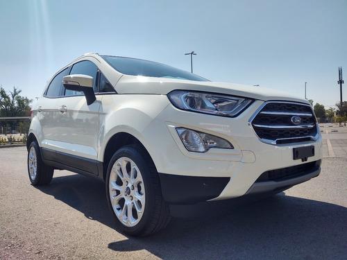 Imagen 1 de 10 de Ford Ecosport Titanium 2021