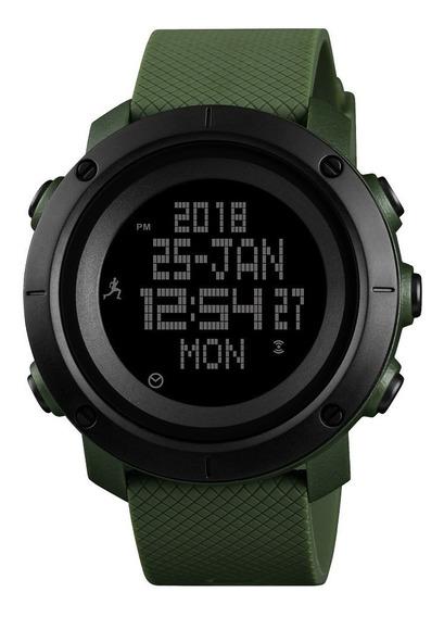 Reloj Skmei 1430 Hombre Compas Digital Multifuncional Sport