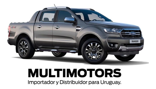 Ford Ranger 3.2 Limited 4x4 Automatica Doble Cabina 2020