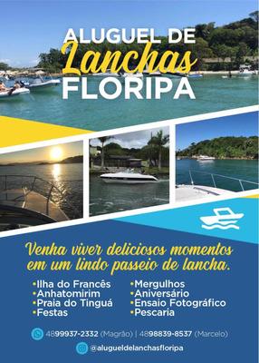 Aluguel De Lanchas Floripa