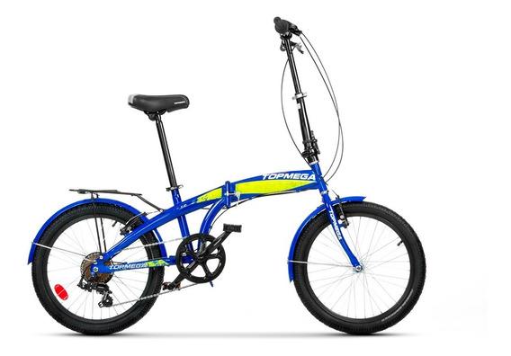 Bicicleta Topmega Plegable