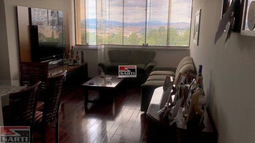 Imagem 1 de 13 de Apartamento Amplo E Arejado ! Barro Branco - St16661