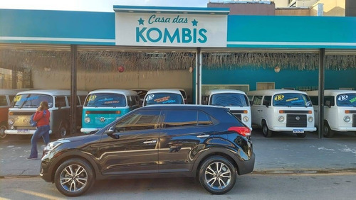 Imagem 1 de 15 de Hyundai Creta 2.0 16v Flex Prestige Automático
