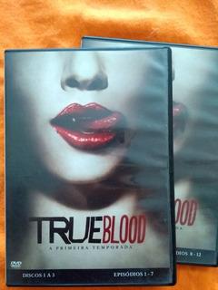 True Blood 1 Temporada Box Dvd Original