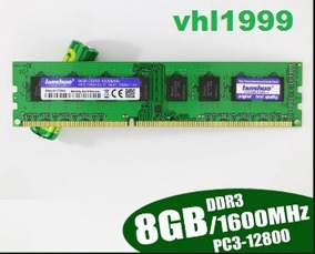 Memória Ddr3 8gb 1600 Mhz Somente P Amd Promoção + Frete !