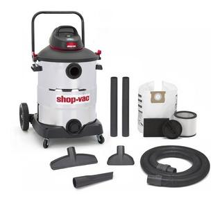 Aspiradora Para Líquidos-sólidos Shop Vac 16 Galones 6.5 Hp