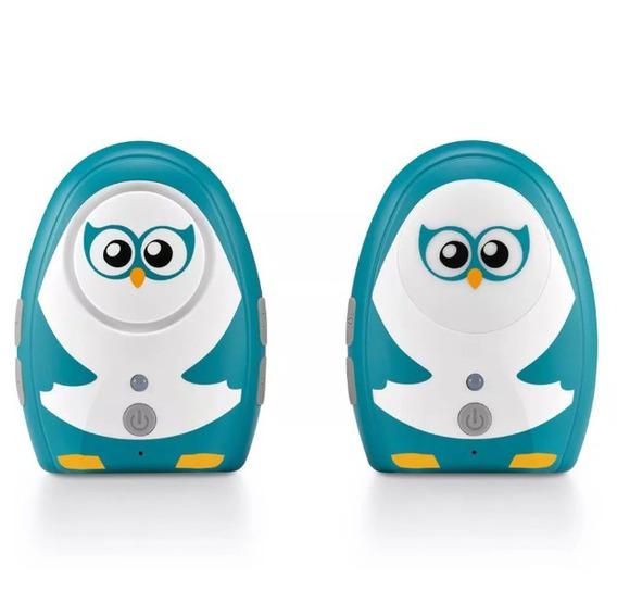 Babá Eletrônica Audio Digital Mãe Pinguim Multikids Bb023