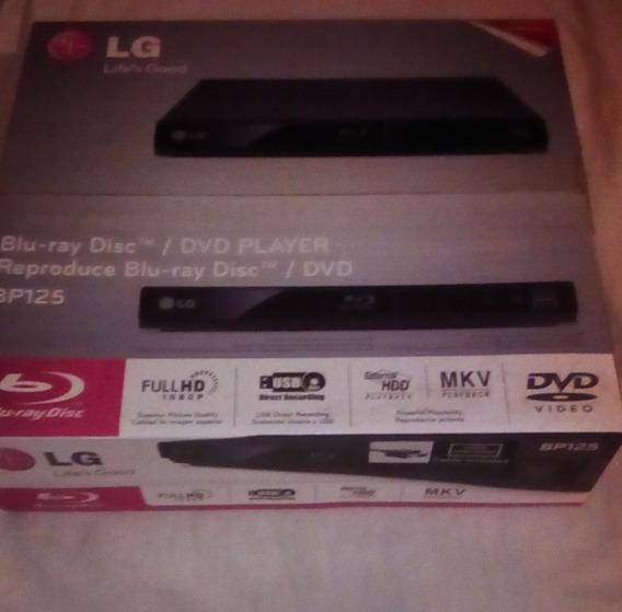 Blu-ray Disc / Dvd Player Bp125