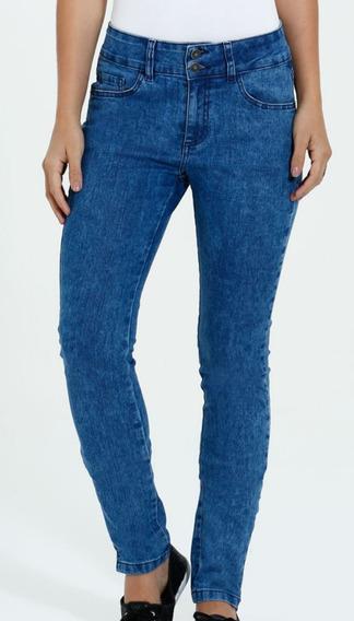 Calça Jeans Marmorizada Div Cores E Modelos! Ref D14