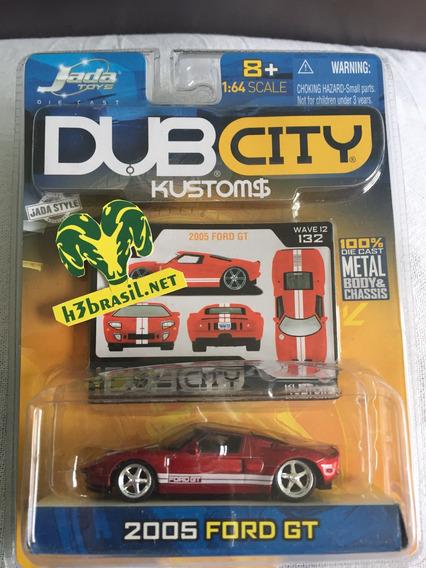 Bx402 Jada Dub City 2005 Ford Gt Kustom$