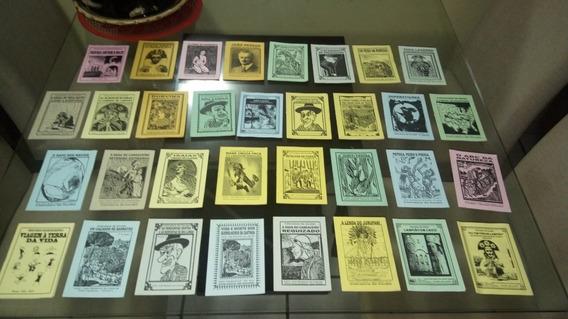 Literatura De Cordel - Lote De 40 Folhetos (frete Grátis)