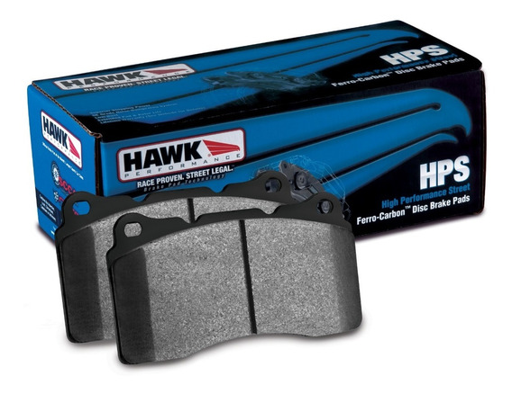 Pastilla Delantera Hawk Accord V6 03a