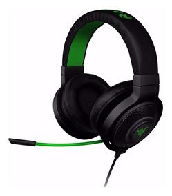 Headset Kraken Pro Fone Com Microfone Gamer Preto