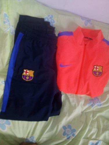Conjunto Del Barça