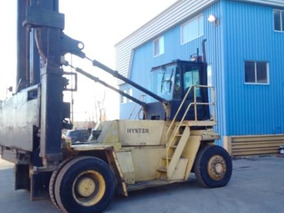 Montacargas Contenedores Hyster 18700 Lbs