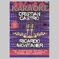 Karaoke Cristian Castro - Ricardo Monta Dvd - U