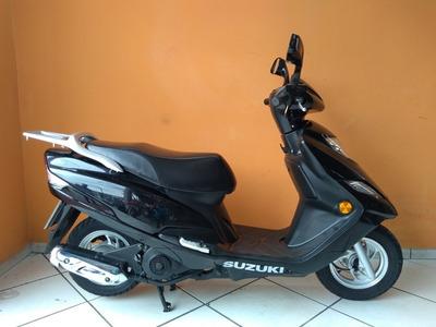 Suzuki Burgman 125 I 2012 Preta
