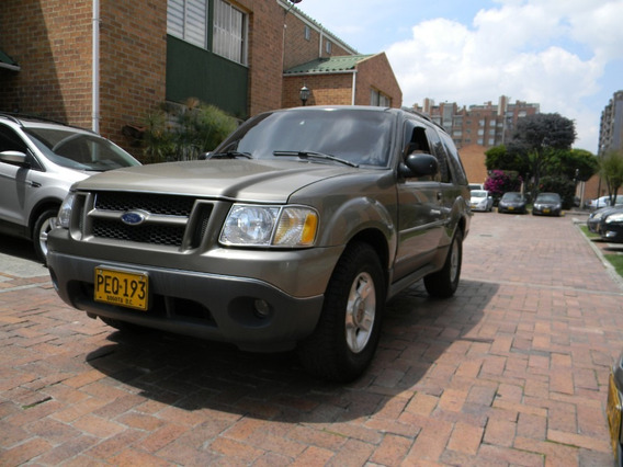 Ford Explorer Xlt At 4.000 Cc