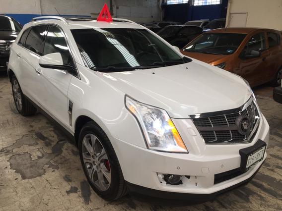 Cadillac Srx Paq B Aut Awd 2012