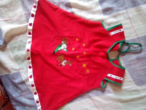 Vestido De Navidad De Niña