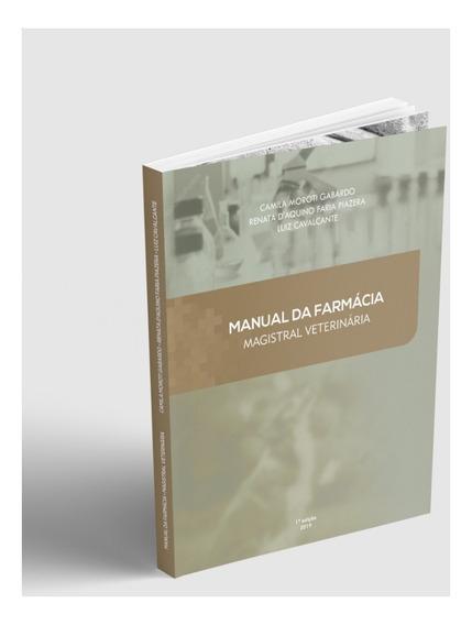 Manual Da Farmácia Magistral Veterinária