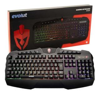Teclado Gamer Evolut Eg201 Promoção!!!