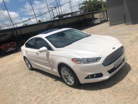 Ford Fusion 2.0 Titanium Hybrid Aut. 4p 2016