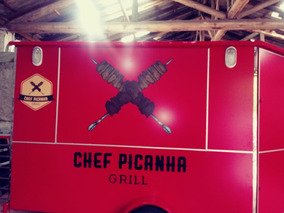 Trailer De Lanche (food Truck) 0 Km