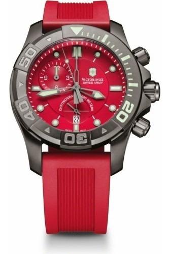 Relógio Victorinox Dive Master 500m 241422 Estado De Novo