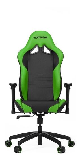 Cadeira Gamer Vertagear S-line Sl2000 Preto E Verde