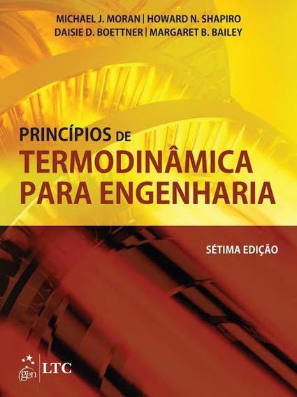 Princípios De Termodinâmica P. Eng + Solucionario