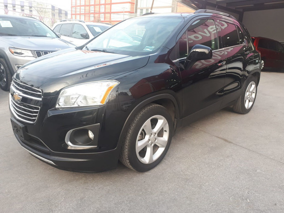 Chevrolet Trax 2016 1.8 Ltz Piel At