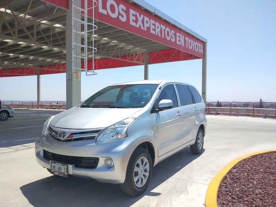 Toyota Avanza 2015 5p Premium L4/1.5 Man Comonuevo Certific