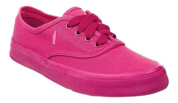 Tênis Feminino Coca Cola Kick Colors Pink - Cc0967